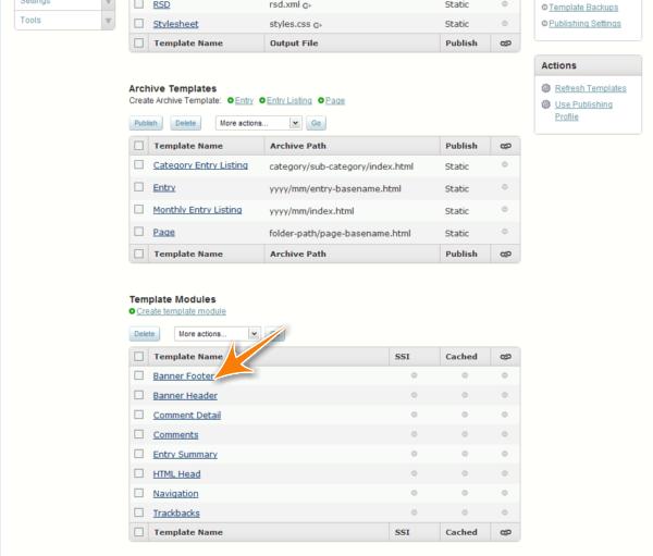 MovableType screenshot